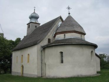 Церква у Горянах одна з найстародавніших святинь Закарпаття
