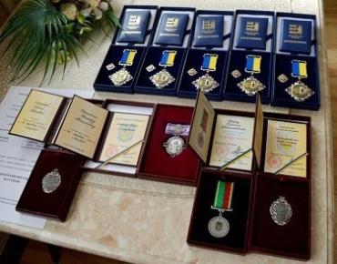 Закарпатцы получили высокие государственные награды