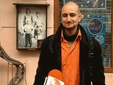 Федирко Полежака читал свои стихотворения