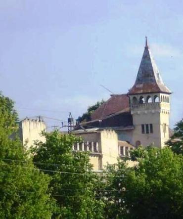 Берегово - історічне місто Закарпаття
