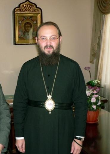 Архієпископ Антоній у Київській Духовній Академії
