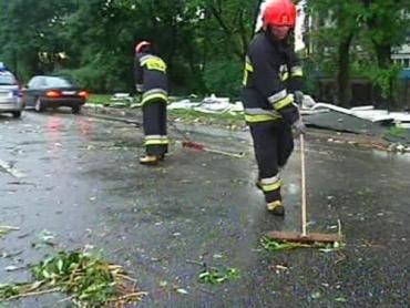 В Польше и Испании борются с последствиями наводнений