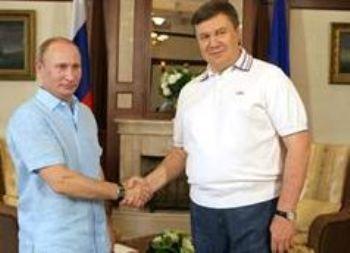 Путин и Янукович готовят сюрпризы для украинцев: дешевый газ в обмен на ГТС