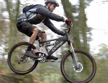 На Закарпатті пройшов чемпіонат області з гірського велоспорту