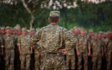 В Україні стартував позачерговий призов до лав ЗСУ