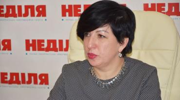 Власниця «Книголюбчика» та мережі газетних кіосків «Преса від Лесі» в Ужгороді.