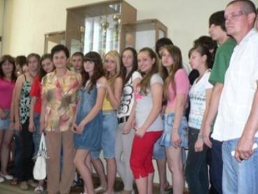 """В Ужгороді """"день відкритих дверей"""" для учнів 11 класів школи-інтернату"""