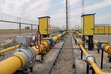 """Через ГИС """"Берегово"""" осуществляется транзит газа в сторону Венгрии"""