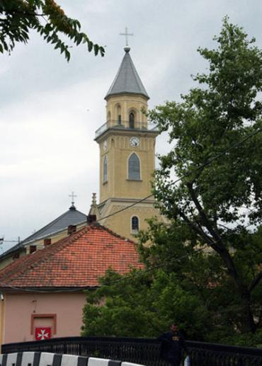 У Берегівської реформатської церкви викрали оргтехніку та скриньку з пожертвами