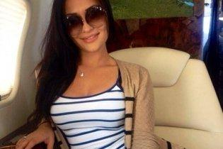 Яна Касьян эмигрировала в США несколько лет назад к своему возлюбленому