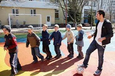 Минобразования Украины решило уменьшить требования к школьникам на уроках физкультуры