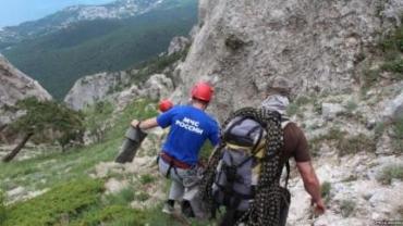 В Осетії: на перевалі Доппах не пощастило одеським альпіністам