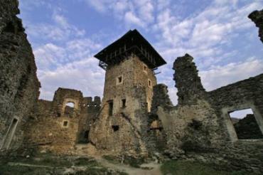 Невицький замок готують до реконструкції.