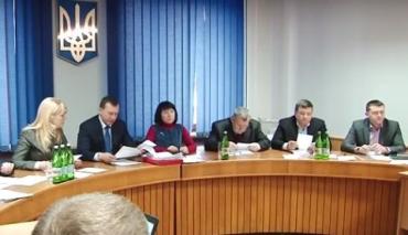 В Ужгороді відбулося засідання виконкому міськради?