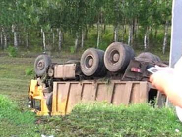 Кровавое ДТП в Уфе: грузовик наехал на автобус