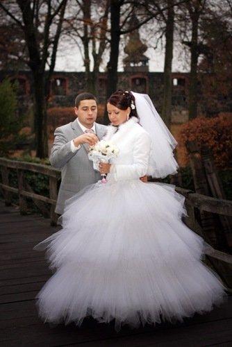 На Закарпатті шукають краще весільне фото в Ужгородському замку