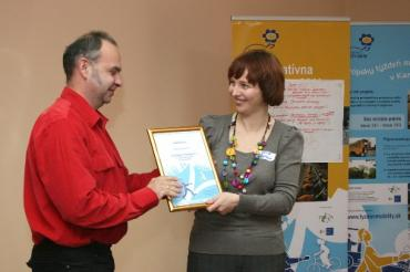 У Мукачеві нагородили переможців європейського тижня мобільності