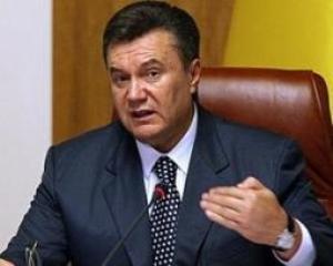 Президент Украины Виктор Янукович подписал закон о местных выборах