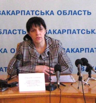 Профессор Ольга Богомолец