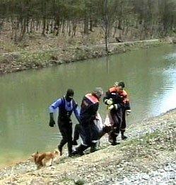 Очередной жертвой воды стал 39-летний житель г.Мукачево