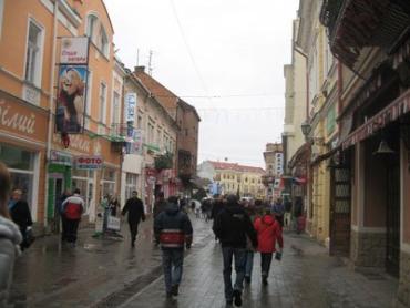 В Ужгороде сегодня будет облачно, небольшой дождь
