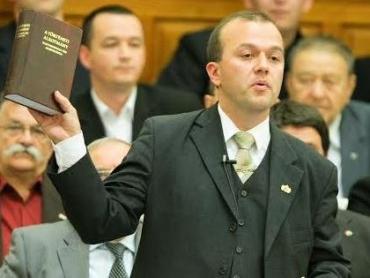 Депутат венгерского парламента Тамаш Гауди-Надь
