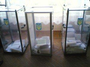 В Ивано-Франковской области пропали бюллетени из сейфа