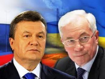 Азаров вслед за Януковичем рванул в Москву