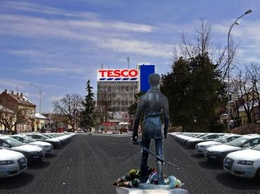 На Петефи в Ужгороде будет новая площадь и супермаркет