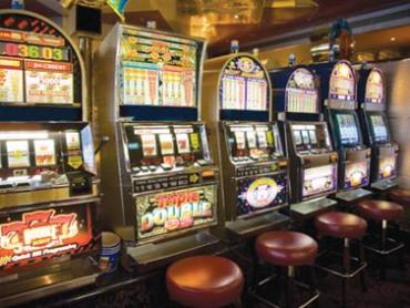 Налоговой милицией изъяты 11 игровых автоматов, из них 8 - в рабочем состоянии