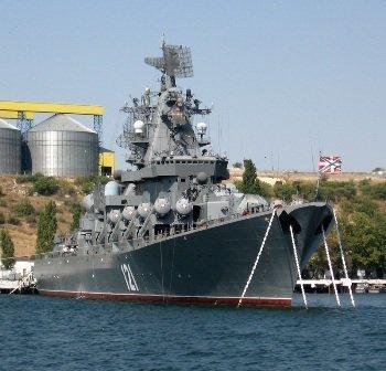 Чорноморський флот Росії залишається в Криму до 2042 року