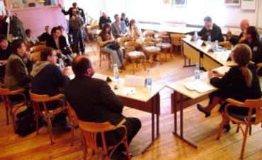 В Ужгороде налоговики собираются за круглым столом