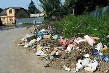 """На Закарпатье реализуют """"мусорный"""" проект"""