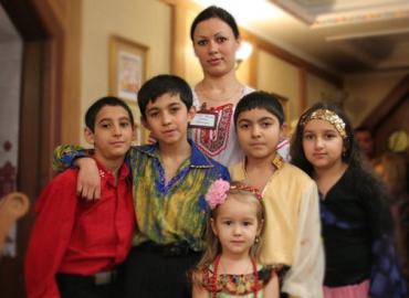 В Ужгороде соберутся цыгане из европейских стран