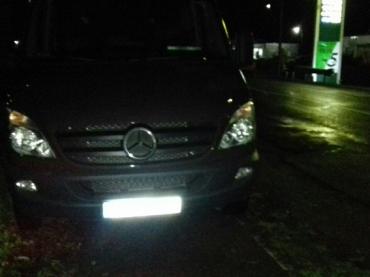 Закарпатские правоохранители задержали нерастаможенный электромобиль