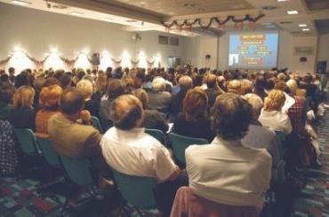На конференции дерматологов в столице