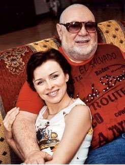 Ян Табачник и Татьяна Недельская