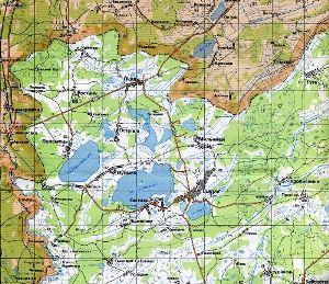 Шацкие озера на грани исчезновения