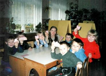В детском саду Мукачева - самое дорогое питание
