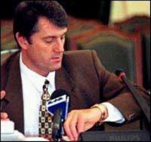 Ющенко: пора на выборы 2010