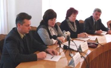 В Ужгороді податківці підбивали підсумки за 9 місяців