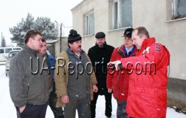 Главній санитарній врач Украины Сергей Рыженко
