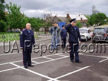 В Ужгороді міліція отримала підтримку у патрулюванні міста