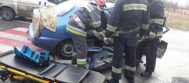 Внаслідок ДТП на Львівщині постраждали двоє дітей.