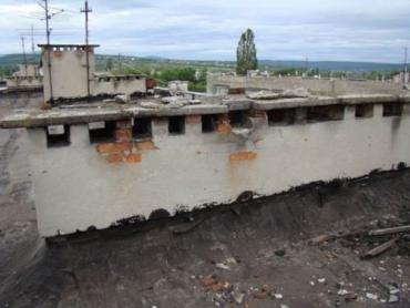 В Ужгороде дом 28 на улице Гагарина протекает уже годами