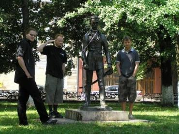 Имя Шандора Петефи для венгерского народа — национальный символ