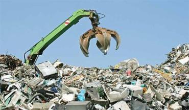 """""""Закарпатвтормет"""" занимается сбором металлолома и переработкой негабаритного металлолома в габаритный"""