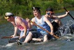 Ужгородская регата - веселое спортивное состязание