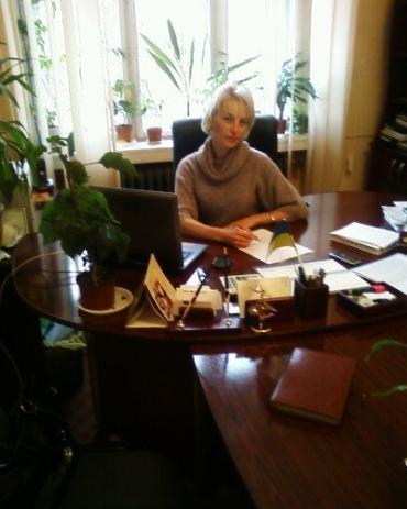 Світлана Якімеліна, керівник служби у справах дітей