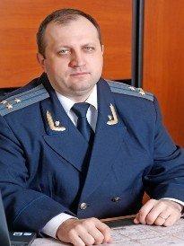 Іван Русин, керівник прокуратури Іршавського району